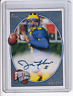 Joe Flacco 2008 Upper Deck Football Heroes On Card Auto Autograph /250 Broncos
