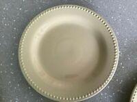Pottery Barn EMMA Dinner Plate YELLOW