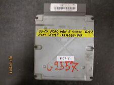 00 01 Ford Van E Klasse 6.8L ECM #1C2F-12A650-VB *Siehe Artikelbeschreibung*