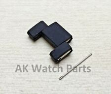 Spare Black & Silver LINK Fits Emporio Armani AR5858 watch strap/bracelet/band