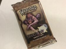 Warlord Saga Of The Storm CCG Light & Shadow 1 Battle Pack
