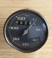 Isgus Jsgus Tacho 120 km/h 1935