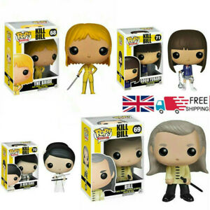 Funko Pop Kill BILL The Bride Vinyl Dolls Action Figure Collection Model Toys UK