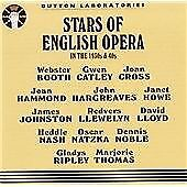 Stars of English Opera in the 1930s & '40s (1996) 1365