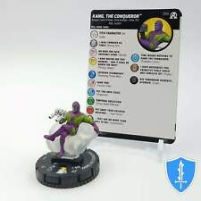 Kang The Conqueror - 056 Marvel Black Panther Illuminati HeroClix Super Rare