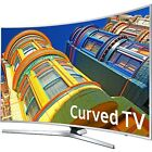 Samsung 4K 65-inch Class Curved Smart TV with HDR Wifi Netflix Apps UN65KU6500