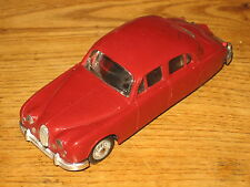 NOREV VINTAGE JAGUAR 2L 400, MODELE N° 17, ECHELLE 1/43, MADE IN FRANCE
