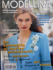 MODELLINA n°94 1995  - con cartamodelli  [M6]