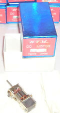 KTM DC Motor DH-105 Train car motor  Made in Tokyo Japan  Walthers #82 new