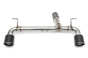 Fabspeed M235i (F22) Muffler Bypass Exhaust AWD Carbon Fiber