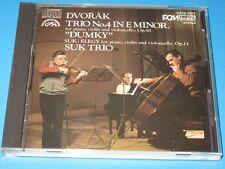 Suk Trio / Dvorak: Trio No. 4 in E Minor, Dumky (Made in Japan) - CD