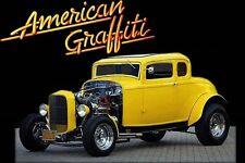American Graffiti Style e  Poster 13x19 inches