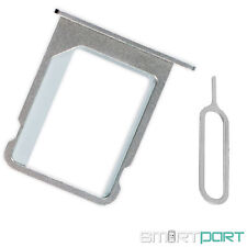 iPHONE 4 4S SIM KARTEN HALTER ADAPTER STECKER FACH SCHIENE CARD TRAY SLOT NADEL