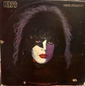 PHILIPPINES KISS PAUL STANLEY SOLO LP RARE VG FIRST PRESS DISC CORPORATION