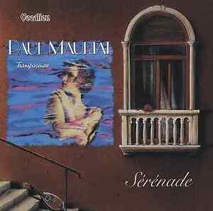 Paul Mauriat - Transparence & Serenade - CDLK4605