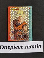 Dragon Ball Z Carte/Card pp card part 18 Prism hard No 757