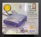 Vintage IOMEGA Zip Drive Parallel Port 100 Model #10012 – New - Sealed