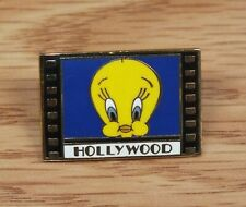 2000 Warner Bros. Collectible Hollywood Tweety Bird Loony Tunes Pin **READ**