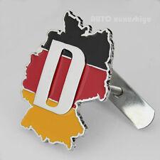 Auto Schriftzug Grill Frontgrill Emblem Badge Plakette für Deutschland Germany