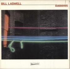 Bill Laswell vinyl LP album record Baselines USA 60221-1 ELEKTRA 1983