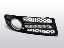ANTIBROUILLARD LED AUDI A4 04-08 BLACK S-LINE SEULEMENT POUR  SLINE ET S4