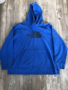 The North Face Hppdie Royal Blue Mens XXL Pullover