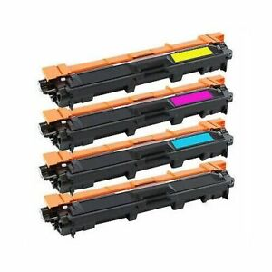 4x TN253 TN257 Toner for Brother HL-L3230CDW HL-L3270CDW MFC-L3745CDW MFC-L3750