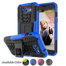 For Samsung Galaxy J3 Emerge/J3 Luna Pro Phone Case Shockproof Stand Hard Cover
