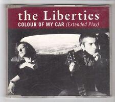 (HA810) The Liberties, Colour Of My Car - 1990 CD
