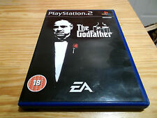 The Godfather PS2 Game  VGC -Tested- See Pictures