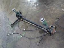 Toyota GT STarlet Turbo Rear axle Disk Brake upgrade plus hand brake cables