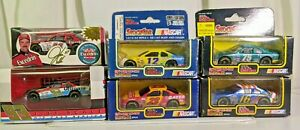 Racing Champions NASCAR Collector's Bundle: Various Drivers 1/64 Scale Lot of 6