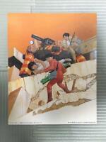 AKIRA POSTER ART MANGA ANIME JAPANESE COMIC COLLECTIBLE VERY RARE FROM JAPAN F/S