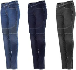 Alpinestars Stella Callie Femmes Motorradjeans Jeans Super Pratique Coupe de