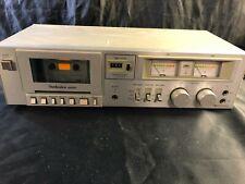 Vintage Technics Cassette Deck M205