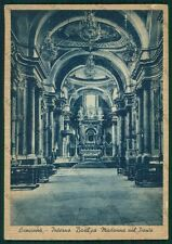 Chieti Lanciano Basilica Madonna del Ponte FG cartolina VK2927