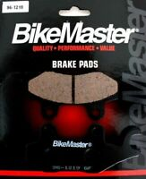 Front Left Side Brake Pads BikeMaster KLF300B Bayou 2x4 1989 1990 1991 1992 1993