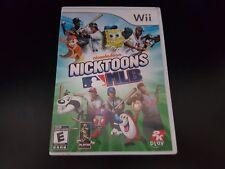 Nickelodeon: Nicktoons MLB [Wii] [Nintendo Wii] [2011] [No Manual!]