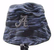Alabama Crimson Tide Top of The World NCAA Team Logo Cloak Bucket Style Cap OSFM