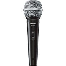 Shure SV100 Dynamic Cardioid Handheld Microphone High Sound Pressure