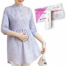 Early Pregnancy Midstream Test Kits 10mIU Urine Testing One Step F0U2 F1D6