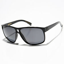 New VonZipper Blotto Sunglasses Gloss Black/Grey Polarized Lens RRP $190