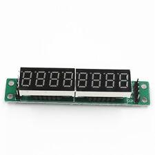 MAX7219 Red Module 8-Digit 7 Segment Digital LED Display Tube for Arduino MCU