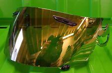 Arai L Typ Visier Gold Spiegel Quantum RX7 Corsair Profile Condor Viper GT Omni