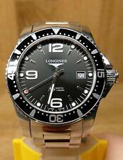 Longines Hydro Conquest Automatik Schweizer Uhrentraum mit OVP & Unterlagen
