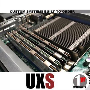 128GB RAM KIT UPGRADE (8x 16GB DDR3-10600R ECC REG) SUPERMICRO X9D SERVERS