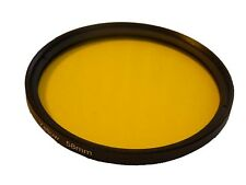 Filtro colore universale 58mm giallo -VHBW- per Panasonic, Sony, Nikon, Ricoh