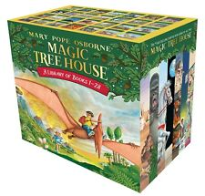 Magic Tree House: Magic Tree House Set Nos. 1-28 by Mary Pope Osborne (2008,...