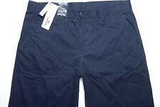 NWT Lacoste Men's Classic Fit Navy Blue Cotton Casual Pants W34 L32 EU 44