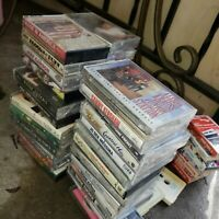 Mixed Cassetes Lot Of 47